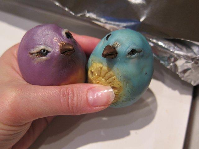 WIP birdies
