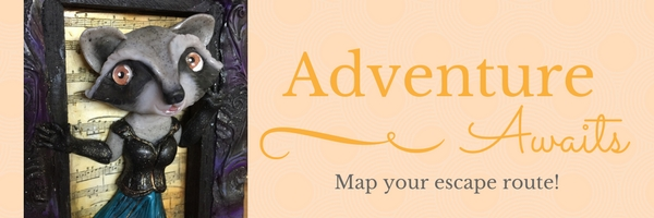 Adventure Awaits Marie Young Creative