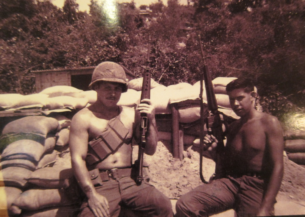 Dad in vietnam 2