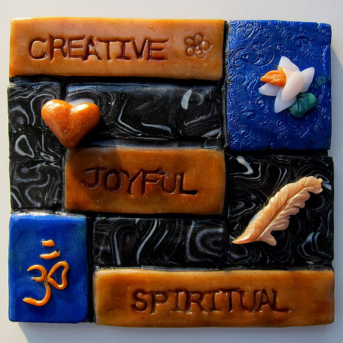Creative Spiritual Joyful Mantra