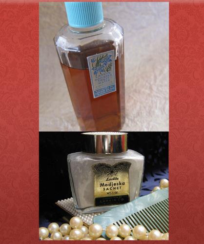 Larkin bottles: Modjeska product line