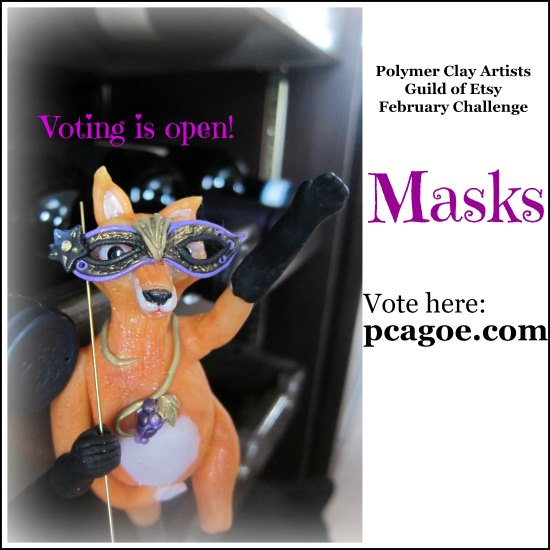 PCAGOE February Masks Challenge