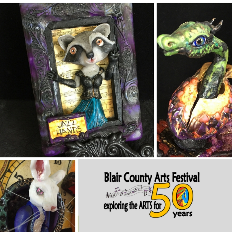 MarieYoungCreative entries in Blair County Arts Festival